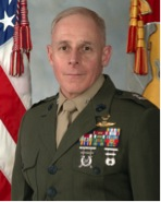 Major General Melvin Spiese, USMC-Ret.